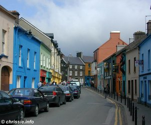 Pictures of Kerry, Ireland: Dingle (click to enlarge) - Bilder aus Kerry, Irland: Dingle