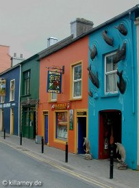 Pictures of Kerry, Ireland: Dingle (click to enlarge) - Bilder: Kerry, Irland: Dingle