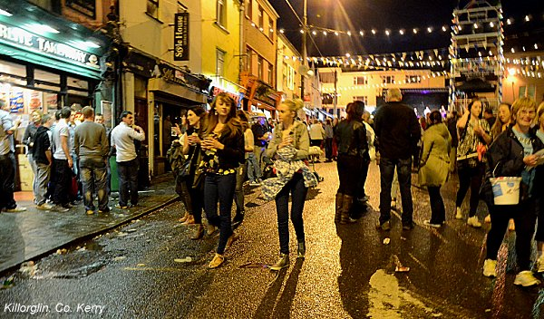 Puck Fair, Killorglin, Co. Kerry, Irland